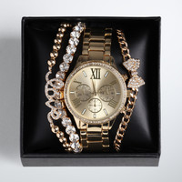 Watch Pave Gift Set