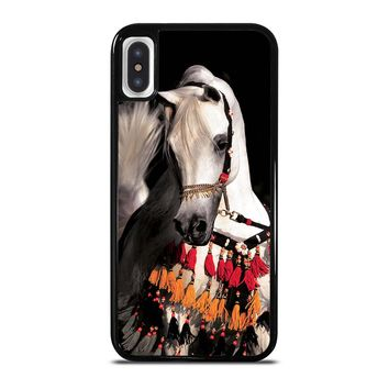 ARABIAN HORSE ART iPhone X / XS case