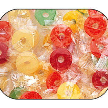 Life Savers Hard Candy Singles - 10 Flavors Assortment: 1100-Piece Cas