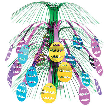 Easter Egg Cascade Centerpiece Case Pack 6