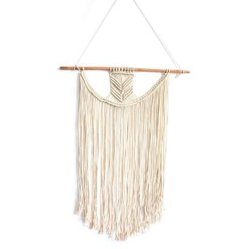 Hand Woven Wall Hanging Decorative Tapestry