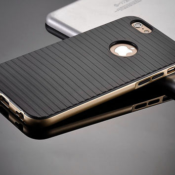 Kevlar Armor Silicone Case for iPhone 6 6S