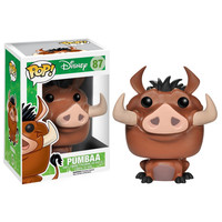 Funko POP! Disney - Vinyl Figure - PUMBAA (The Lion King) (Pre-Order ships Sept.): BBToyStore.com - Toys, Plush, Trading Cards, Action Figures & Games online retail store shop sale