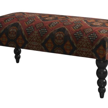 Damascus Claire Bench