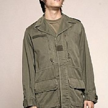 French Army F1 Combat Jacket Model 1950 - Uncle Sams Army Navy Outfitters