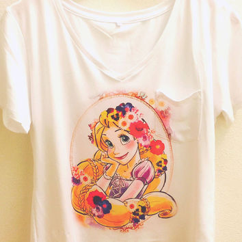 Rapunzel Tangled Shirt | Disney Princess