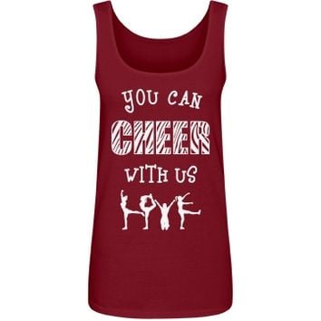 You can cheer with us: Creations Clothing Art