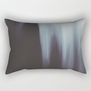 Glitch Stranger Rectangular Pillow by duckyb