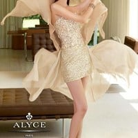 Alyce 6025 Dress at Peaches Boutique