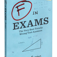 Chronicle Books Scholastic F in Exams