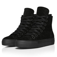 Alpha Sneaker-Boot - Black