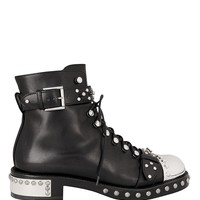 Hobnail Ankle Boots