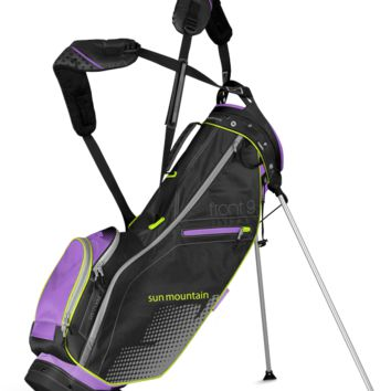Sun Mountain Ladies Front 9 Stand Bag -2016