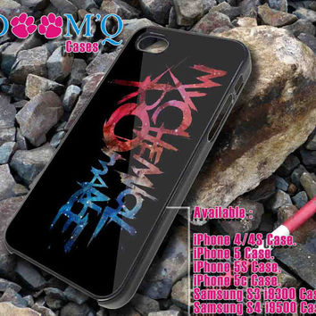 My Chemical Romance iPhone case, iPhone 4/4S, 5, 5S, 5C Case, Samsung S3, S4 Case By Doomqcases for Accessories beautiful