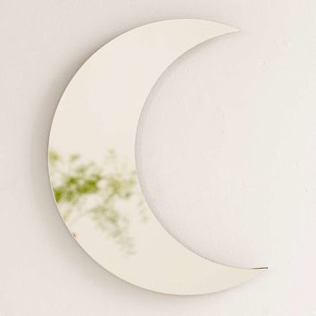 Crescent Moon Mirror - Urban Outfitters