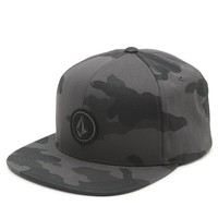 Volcom Quarter Snapback Hat - Mens Backpack