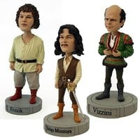 Princess Bride Bobble Head Wave 1 Set - Factory Entertainment - Princess Bride - Bobble Heads at Entertainment Earth