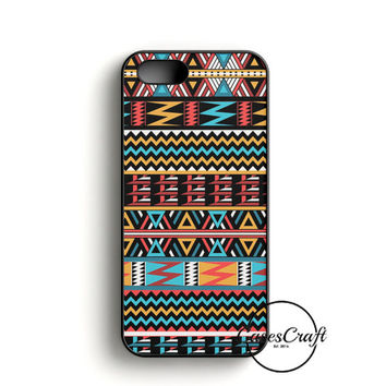 Aztec Hipster Indie iPhone 5/5S/SE Case