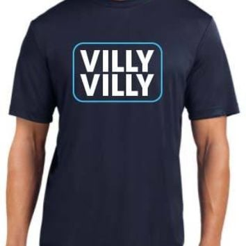 Short Sleeve Villy Unisex T-shirt
