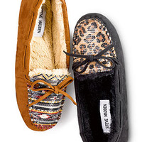 Steve Madden Slippers, Grace Moccasin - Handbags & Accessories - Macy's
