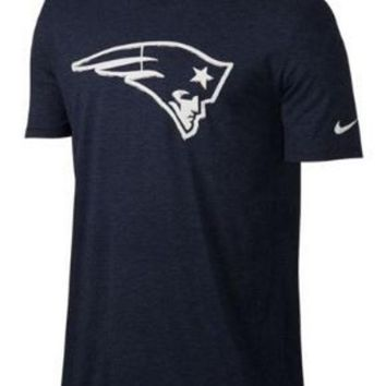 DCCKG8Q NFL New England Patriots Mens Nike Fresh Stamp T-Shirt