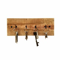 Reclaimed Wood Key Holder