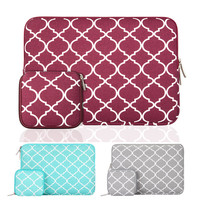 Mosiso Canvas Fabric Handbag 11 12 13 14 15 inch Women Laptop Bag for Apple Macbook Kindle DX  Dell ASUS Sleeve Bag