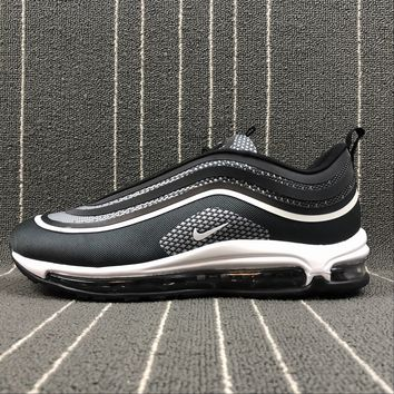 Best Online Sale Nike Air Max 97 UL '17 Black Grey Sliver Bullet Sport Running Shoes 918356-001