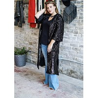 Sequin Duster