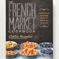 The French Market Cookbook by Anthropologie in Multi Size: One Size House & Home
