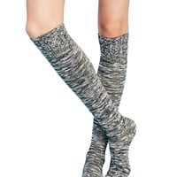 Marled About You OTK Socks | Wet Seal