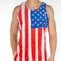 OBEY Flag Tank Top