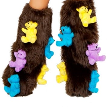 Dare Bear Leg Warmers