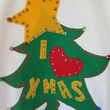Grinch Christmas Sweater, Grinchmas, Womens and Mens Sweater, Ugly Christmas Sweatshirt