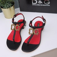 DG Women Casual Shoes Boots fashionable casual leather Women Heels Sandal Shoes