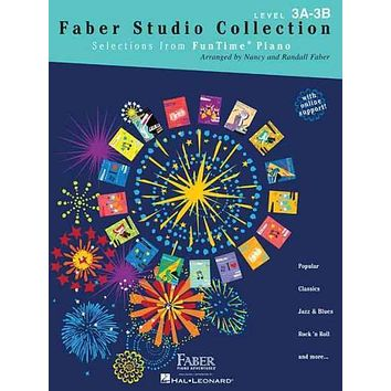 Faber Studio Collection: Selections from Funtime Piano Level 3A-3B