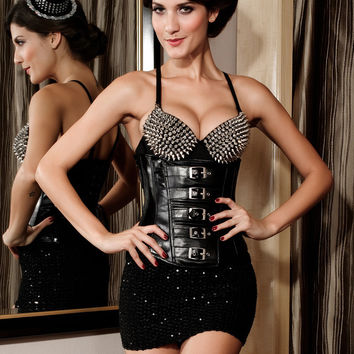 Waist Body Shaper Sexy Slim Corset [4965394436]
