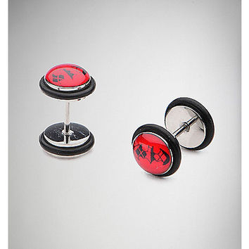 Harley Quinn Fake Plug Set - Spencer's