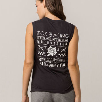 FOX Good Timer Womens Muscle Tank