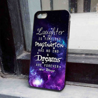 Walt Disney Quotes iPhone Case, Samsung Galaxy Case, Phone Cases