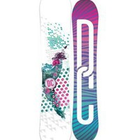 Best Prices On DC Biddy Snowboard 147 - Women's 2012