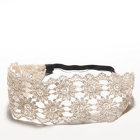 With Love From CA Lace Headband at PacSun.com