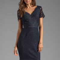 Trina Turk Keirnan Dress in Midnight from REVOLVEclothing.com