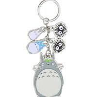 Studio Ghibli My Neighbor Totoro Charm Key Chain