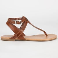 CITY CLASSIFIED Thetop Womens Sandals 236182409 | Sandals