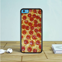 Pizza iPhone 5 5S 5C Case Dewantary