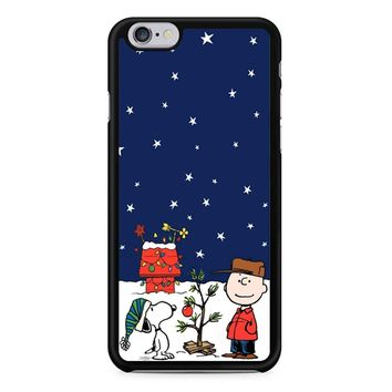 Charlie Brown Peanuts Snoopy iPhone 6/6s Case