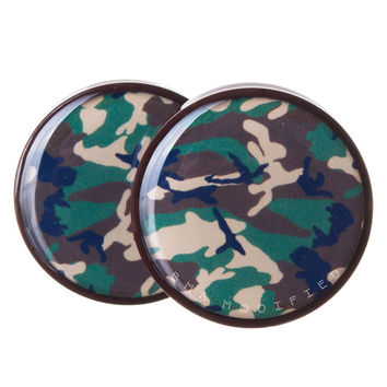 Standard Camo BMA Plugs (2.5mm-27mm)