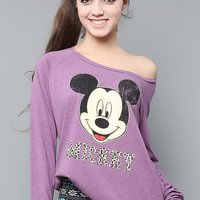 Vintage Mickey Graphic Top