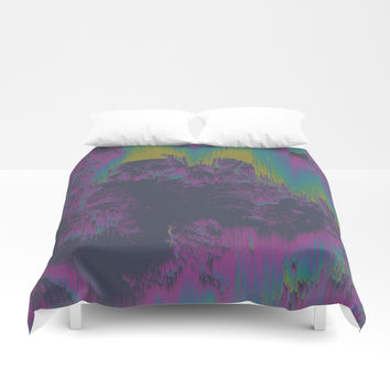 Elsewhere Duvet Cover by DuckyB
